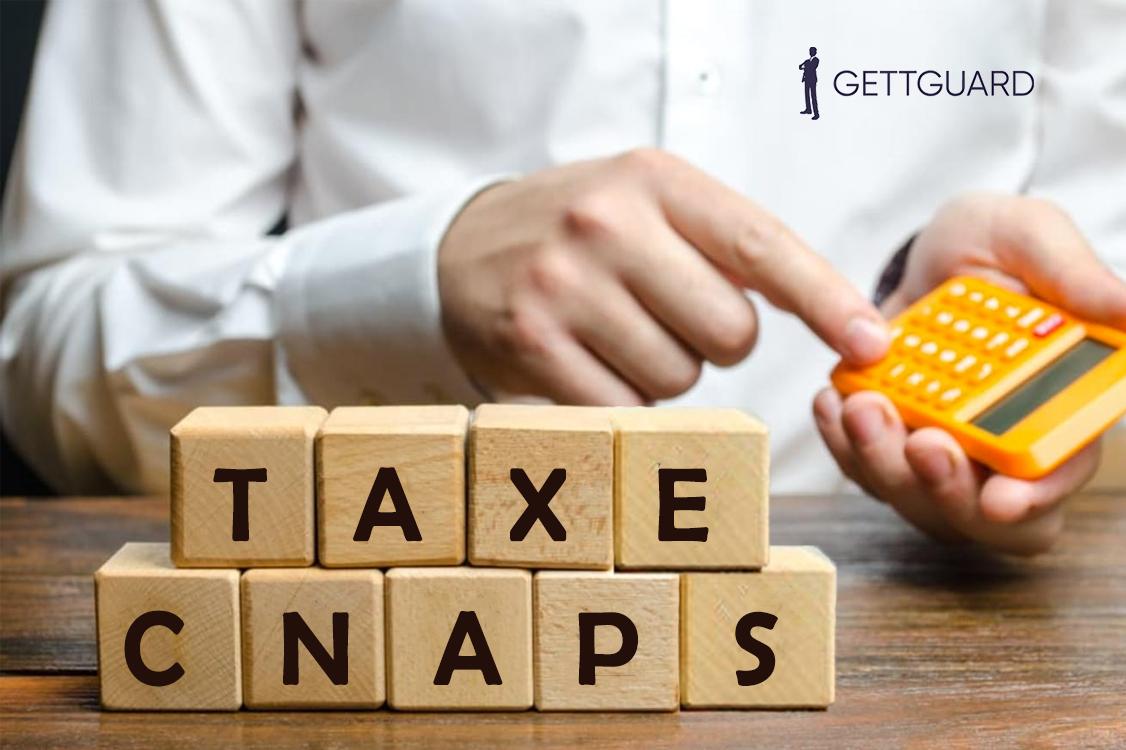 Fin de la taxe CNAPS au 1er janvier 2020