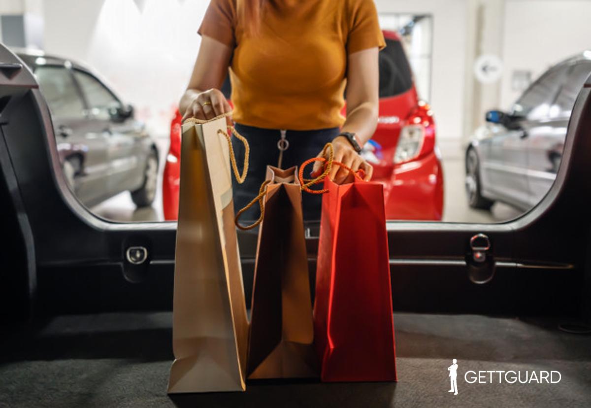 GettGuard : Les vols dans les parkings des zones commerciales