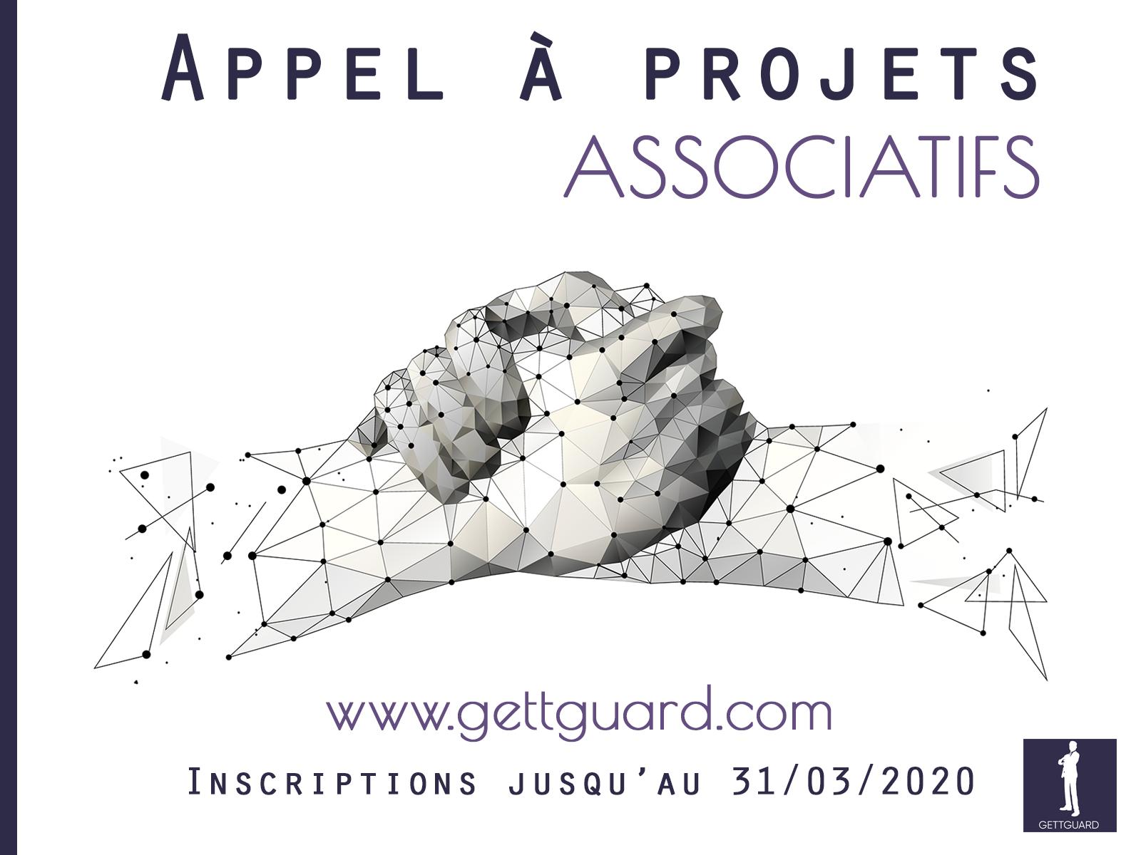 GettGuard lance un appel à projets associatifs 2020