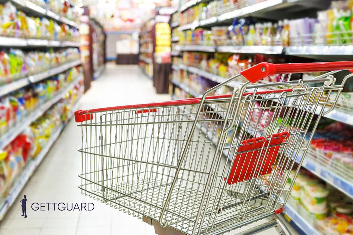Le coronavirus affole les magasins alimentaires
