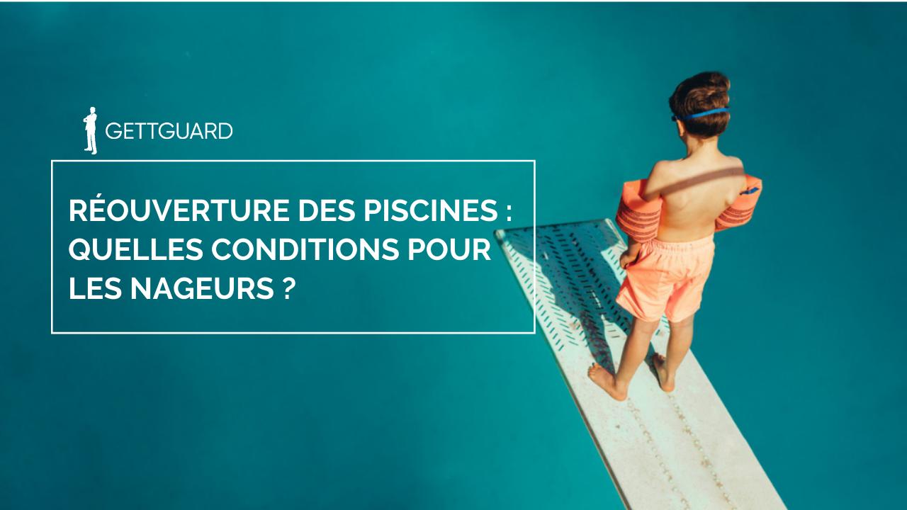 Réouverture des piscines: quelles conditions pour les nageurs?